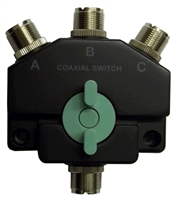 Jetstream JTCS3M - 3 Position High Power Antenna Switch