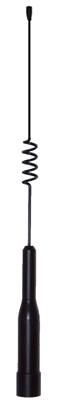 "Jetstream JTMA4BB - 2m / 70cm Dual Band Mobile Antenna - 11.75"" with UHF Mount"