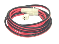 Jetstream JTPC2 - Replacement 12 Volt DC Power Cord with 4-Pin Plug