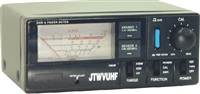 Jetstream JTWVUHF - 1.8 MHz - 160 MHz and 140 525 MHz SWR / RF Power Meter