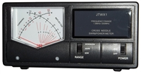 Jetstream JTWX1 - 1.8 MHz - 160 MHz SWR / RF Power Meter - 3 kW