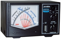 Jetstream JTWXVUHF - 1.6 - 525 Mhz LARGE Cross Needle SWR / Power Meter