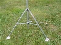 "Penninger Radio TB-1500- Tripod for 1.5"" Mast"