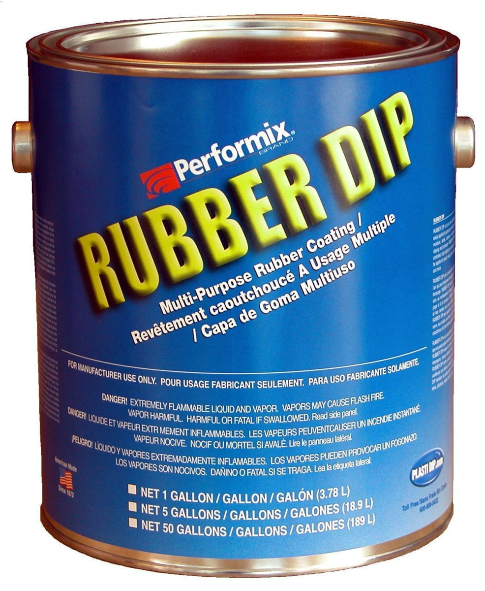Performix Brand Plasti Dip Rubber Dip Gallon