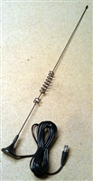 Workman KS3SMA - 2m / 70cm Plus 850 MHz Tri-Band Mobile Antenna with Extended Receive - SMA Connector