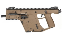 "KRISS Vector SDP Pistol 9 mm 5.5"" FDE"