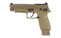 Sig Sauer M-17 AIR .177 CO2 20 Round Coyote