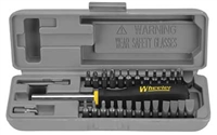 Wheeler Space-Saver Screwdriver Set