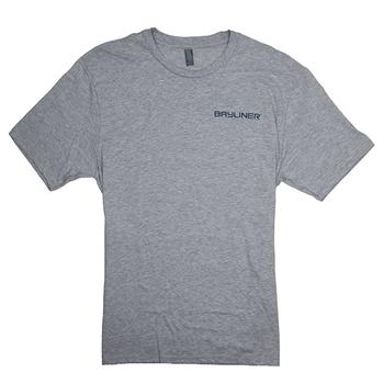 Icon Tee - Heathered Light Grey