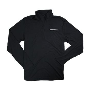 Bayliner 1/4 Zip Triblend Pullover - Black