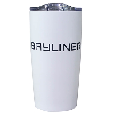 20 oz Insulated Tumbler - White