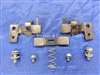 6-10-2-1P (R) CUTLER HAMMER/EATON OEM REPLACEMENT CONTACT KIT; 23-2447; 23-2448; 23-2448-2; OLD STYLE; 1 POLE; FOR 3 STAR BULLETIN 9560/9589/9586; CONTACTOR NO.807; MODEL 6-10-2; SIZE 2;  45A; STARTERS & CONTACTORS; NO.9586H6200A/9560H55A/9589H37793/9560X