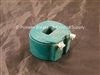 9-1318-2 CUTLER HAMMER/EATON C-H OPERATING MAGNET COIL; 208V/220V 60HZ; FOR 3-STAR BULLETIN 9560/9586/9589/9591/9556/9658/9736/9739; CONTACTOR NO.801; MODEL 6-1-3; SIZE 0; 18A; NON-REVERSING/REVERSING/MULTI-SPEED/COMBINATION; MOTOR STARTERS & CONTACTORS