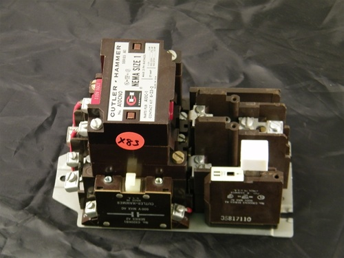 Square D Magnetic Starter Wiring