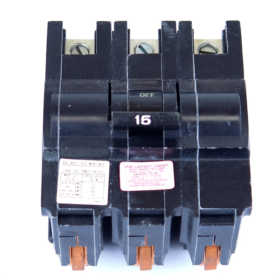 Federal Pacific Circuit Breakers Zinsco New Used And Obsolete Breakerconnection Na Fpe Breaker 900x900