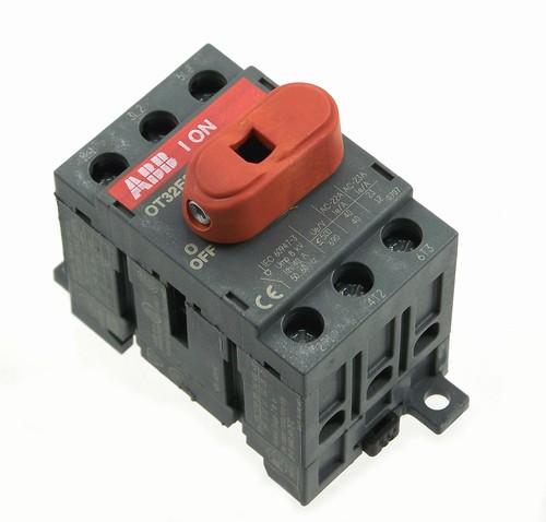 Ot45e3 0t45e3 Abb Disconnect Switch
