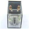 PBC-REC-2P5A-220VAC MY2 ICE CUBE GENERAL PURPOSE RELAY MINIATURE SQUARE BASE 8-BLADE 2PDT 5AMP 220V-COIL MY2