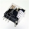 PBC-REK-2P5A-220VAC GENERAL PURPOSE RELAY MINIATURE SLIM BASE 8-BLADE 2PDT 5AMP 220V AC-COIL