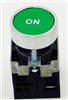 PBC-XB4BA31-ON DIRECT REPLACEMENT FITS TELEMECANIQUE 22MM GREEN ON   FLUSH PUSH BUTTON WITH 1NO/1NC CONTACT BLOCK (YOU CAN ADD OR CHANGE THE CONTACT BLOCKS TO 2NC OR 2 NO)