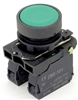 PBC-XB5AA31 DIRECT REPLACEMENT FITS TELEMECANIQUE XB5AA31 PUSH BUTTON GREEN