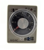 TIMER-ON-6S-60M-120V RELAY TIMER ON DELAY 6SECOND - 60MINUTES 24-120V 8PIN AH3-NC