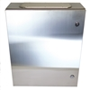 YuCo  YC-24x16x10-SS STAINLESS STEEL ENCLOSURE