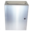 YuCo  YC-24X16X12-SS STAINLESS STEEL ENCLOSURE