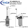 YC-40M52-11 YuCo LIMIT SWITCH