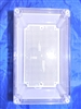 YC-4x5.75x9.75-PC YuCo PLASTIC ENCLOSURE