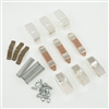 YC-CK-EH175 YuCo REPLACEMENT CONTACT KIT FOR ABB ASEA EH175 KZ175 EHCK175-3 SK825200-B