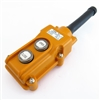 YC-HOIST-2B-OC YuCo HOIST PUSH BUTTON OPEN-CLOSE MOMENTARY RAINPROOF
