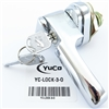YuCo YC-LOCK-3-O YuCo ENCLOSURE HANDLE