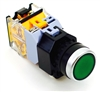YC-P22PMA-IFG-3 ILLUMINATED PUSH BUTTON