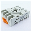 YC-REP2-S 8 PIN RELAY SOCKET DIN Rail/Panel