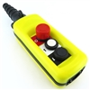 XAC A2713 HOIST CRANE PUSH BUTTON PENDANT STATION FITS XAC A2813 ZB2BE102 ZB2BE101 Pendant Control Station