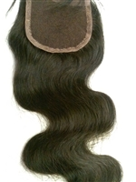 Eurasian Body Wave Lace Closure