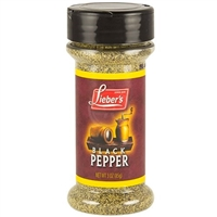 LIEBER'S BLACK PEPPER