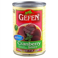 GEFEN JELLIED CRANBERRIES