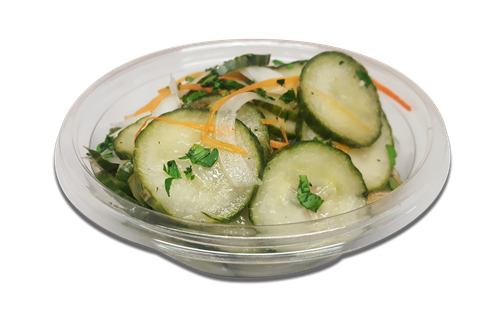 TK Cucumber Salad