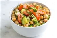 TK Chick Pea Salad