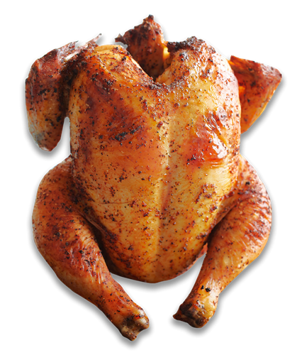 Kosher WHOLE ROTISSERIE CHICKEN