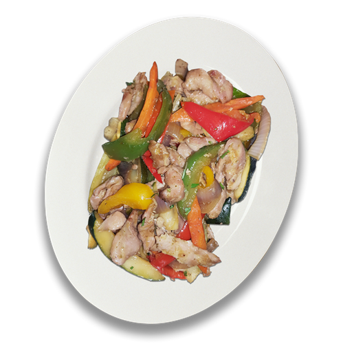 TK Chicken Stir-Fry