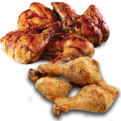 BBQ or Roasted Chicken Pieces