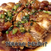 Teriyaki Delight Marinated Chicken