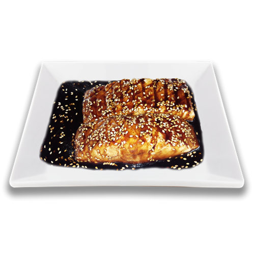 TK Grilled Fresh Teriyaki/Sesame Salmon