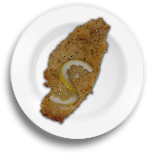 Kosher Pan Fried Breaded Lemon Sole
