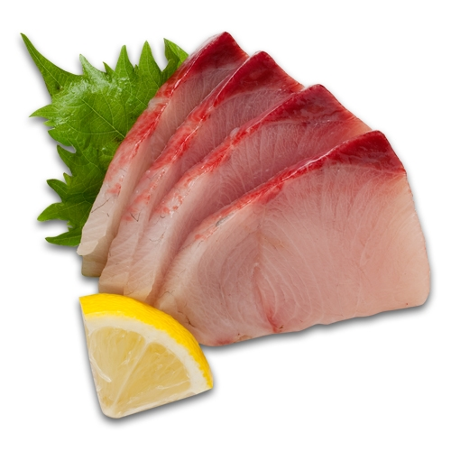 TK Sashimi Hamachi (Yellow Tail) 4 Pieces