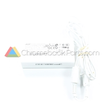 Acer 11 C720P Chromebook AC Power Adapter, White