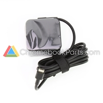 Asus 11 C213SA Chromebook AC Power Adapter w/ cord - B076Y2RKWZ