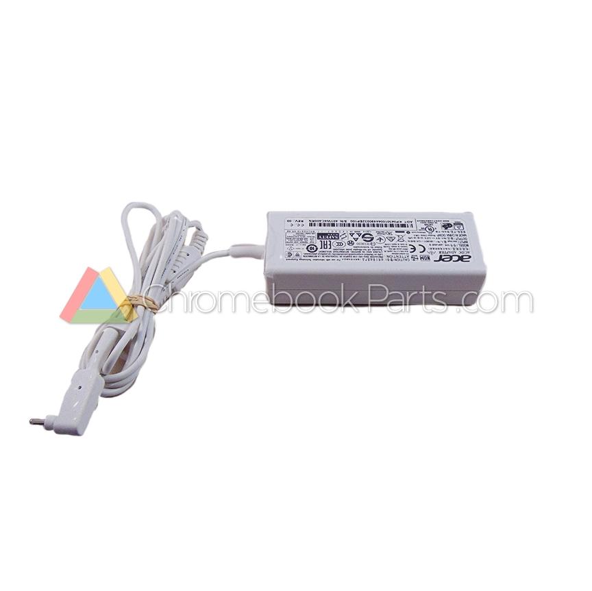 acer 11 cb3 111 chromebook ac power adapter white kp 04503 001